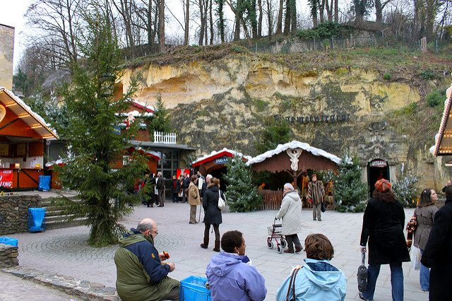 Christmas Market, Valkenburg