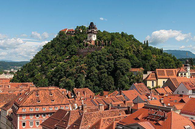 Veduta di Graz – Foto Wikipedia