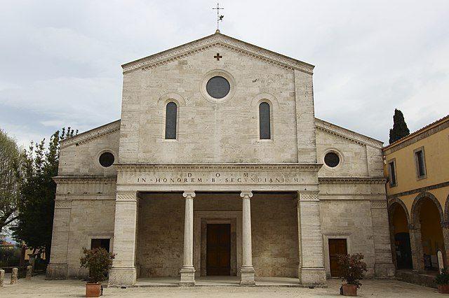 Concattedrale di San Secondiano – Foto Wikipedia