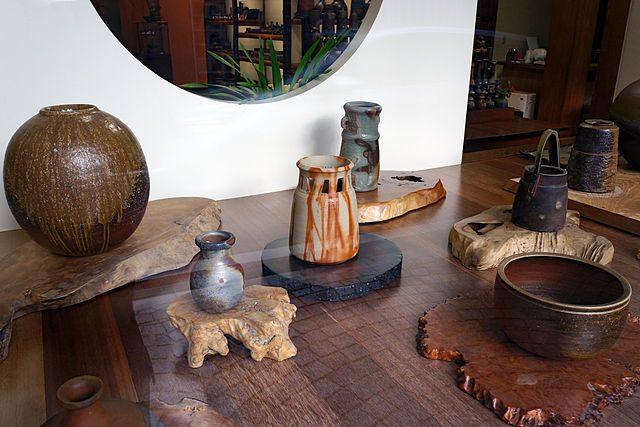 Ceramiche Bizen–yaki – Foto Wikimedia Commons