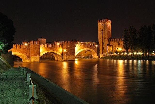 Ponte di Castelvecchio – Foto Wikimedia Commons