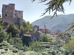Borgo fantasma di Balestrino