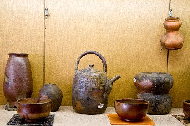 Ceramiche di Bizen – Foto Flickr