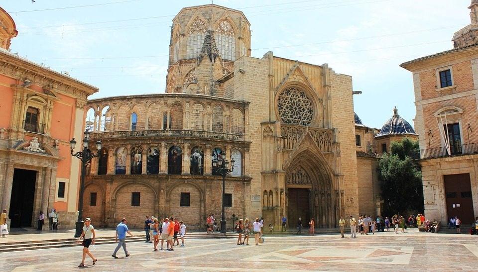 Centro di Valencia