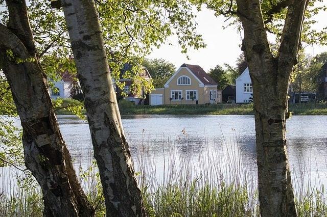 Lago a Ribe – Foto Pixabay