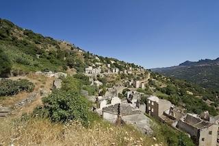 Gairo Vecchio, il paese fantasma più famoso della Sardegna