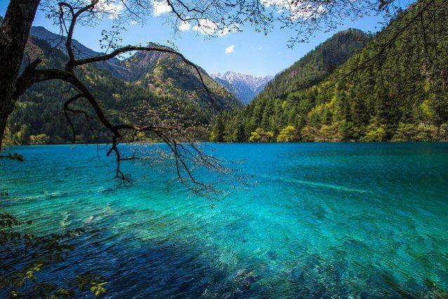 Lago dello Specchio – Foto di Jean–Marie Hullot