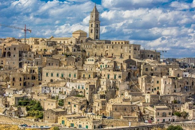 Matera, Sasso Barisano – Foto Pixabay