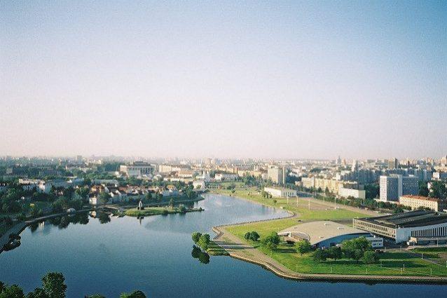 Minsk – Foto di Nigel Swales