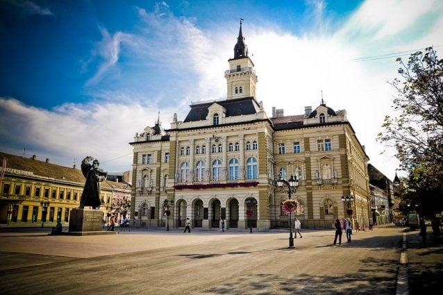 Piazza di Novi Sad