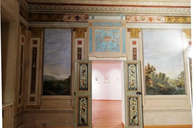 Palazzo della Penna, Sala dei Paesaggi