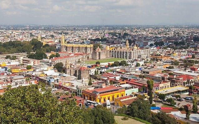 Vista sulla Puebla