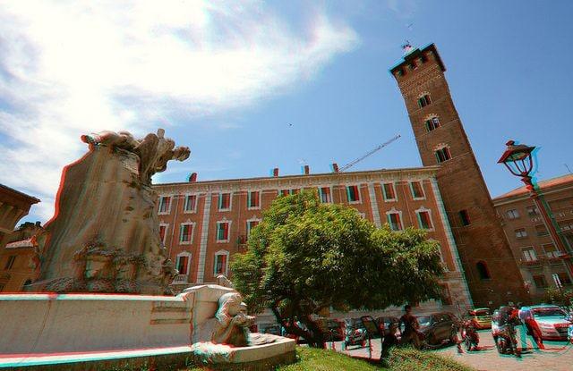 Torre Troiana, Asti