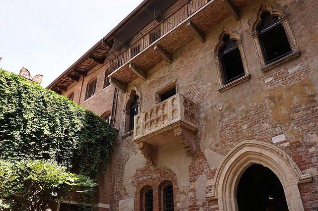 Casa di Giulietta – Foto Pixabay