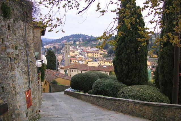 Vista di Firenze da Fiesole