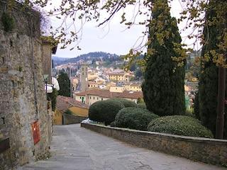 Fiesole: la città che dall'alto guarda Firenze