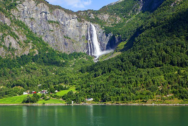 Sognefjord – Foto Wikimedia Commons