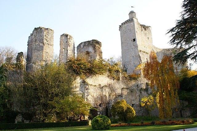 Castello di Vendôme – Foto Wikimedia Commons