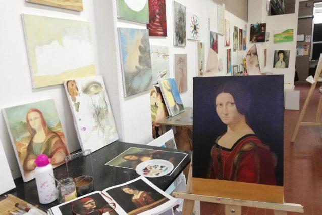 Art with Love è uno spazio creativo aperto a tutti
