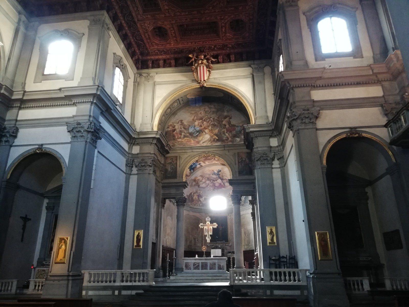 Altare della Badia Fiorentina