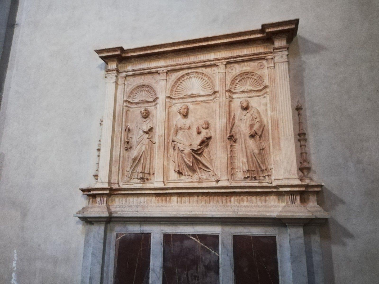 Mino da Fiesole, Dossale Neroni
