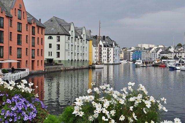 Porto di Bergen – Foto Pixabay