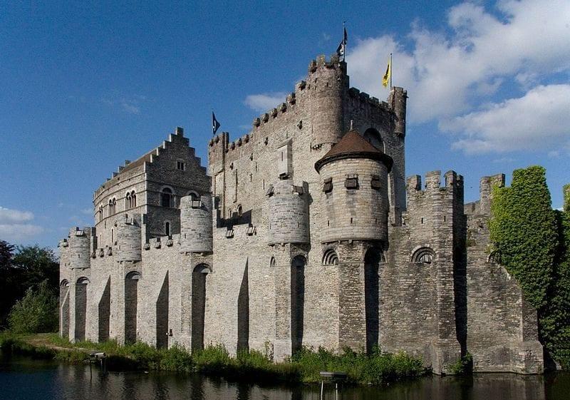 Castello dei conti di Fiandra, Gravensteen