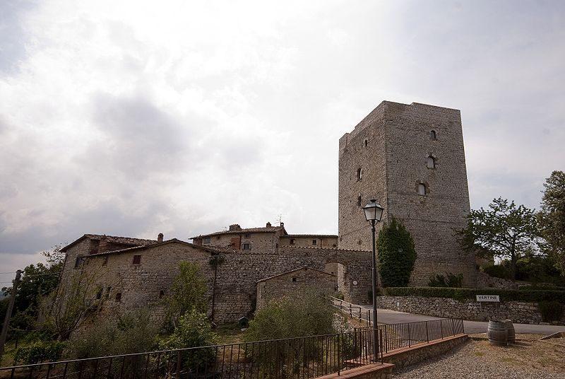 Castello di Vertine, Gaiole in Chianti