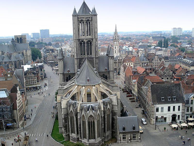 Chiesa di San Nicola, Gent.