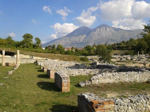 Sito archeologico Alba Fucens