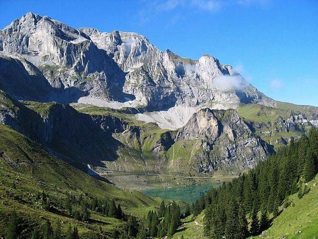 Lago di Bannalp – Foto Wikimedia Commons
