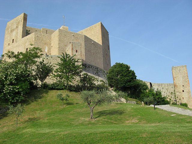 Rocca di Montefiore Conca – Foto Wikipedia