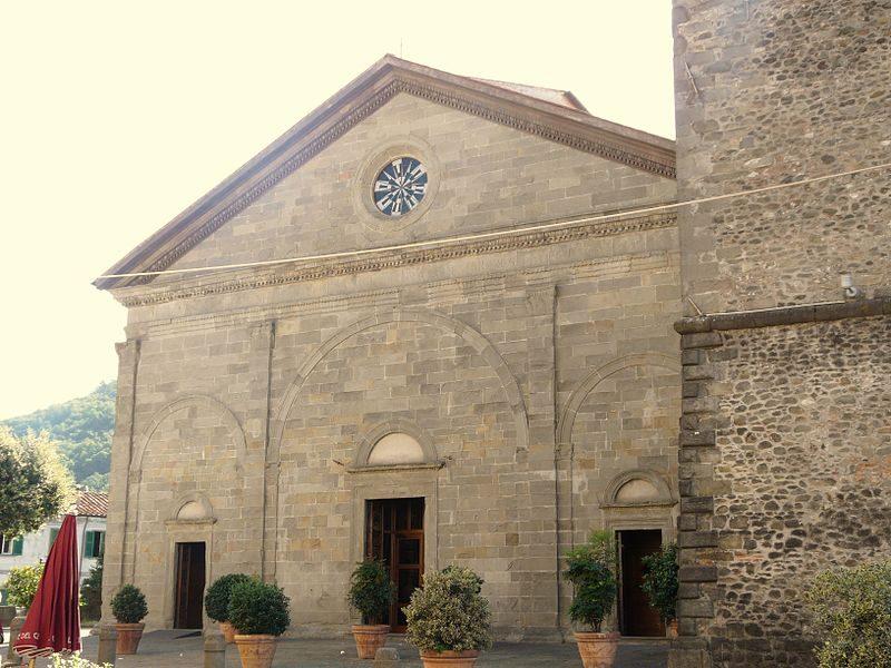 Duomo dei Santi Pietro e Paolo, Castelnuovo di Garfagnana