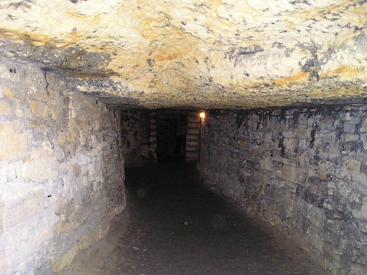 Catacombe di Odessa