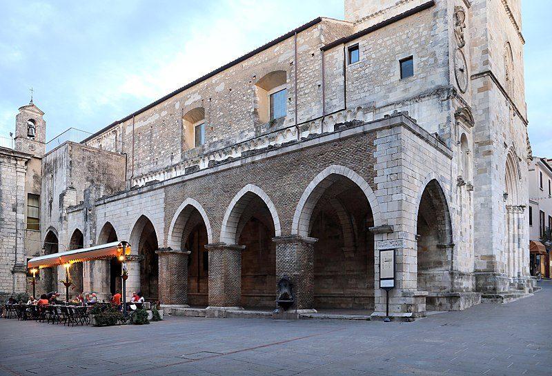 Piazza Santa Maria Maggiore