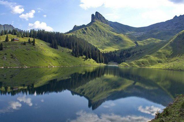 Lago di Bannalp – Foto di Angelika Spanke