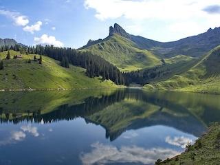 Lago di Bannalp, un'oasi incontaminata per tutta la famiglia