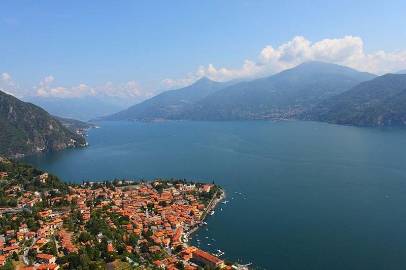 Menaggio sul Lago di Como.