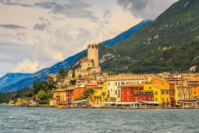Borgo di Malcesine