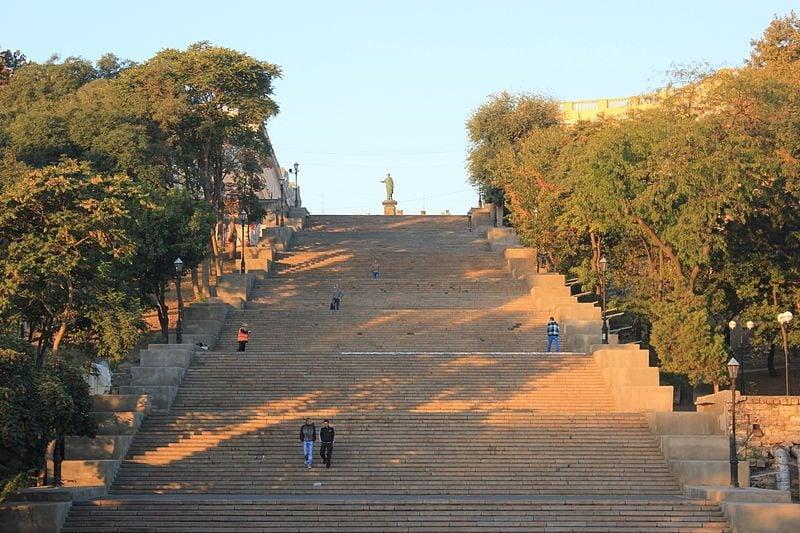 scalinata Potëmkin, Odessa