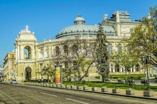 Teatro di Odessa