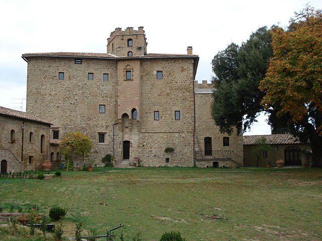 Castel Porrona – Foto Wikipedia