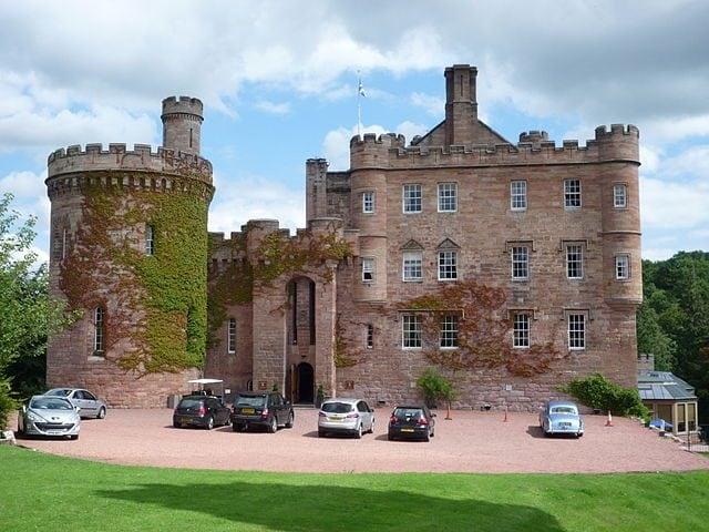 Dalhousie Castle – Foto Wikimedia Commons