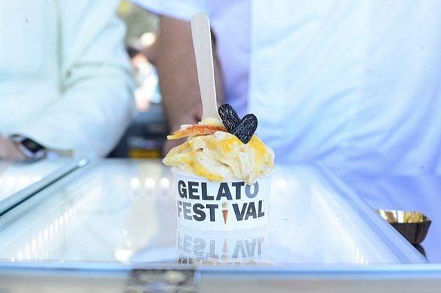Una squisita coppetta offerta durante il Gelato Festival – Foto Wikipedia