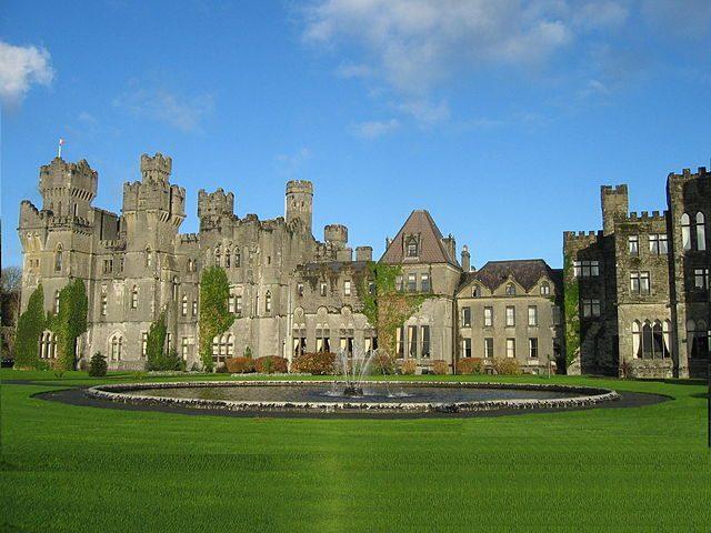 Ashford Castle – Foto Wikimedia Commons