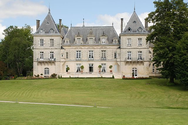Chateau de Mirambeau – Foto Wikipedia