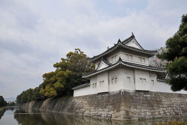 Ninjo Castle, Kyoto