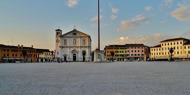 Piazza Grande, Palmanova
