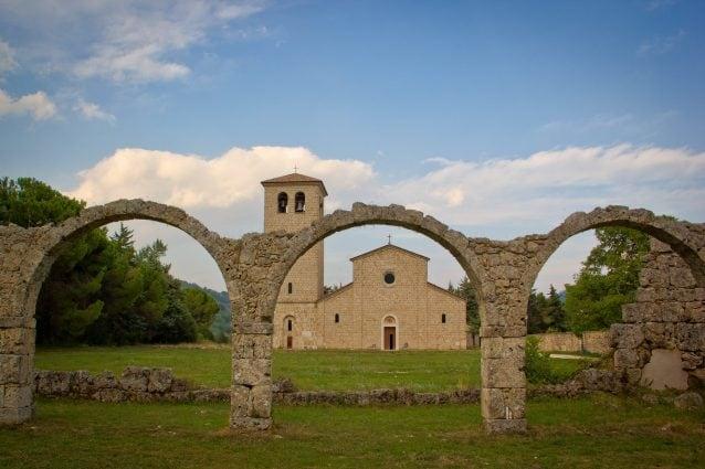 Castel San Vincenzo, Molise