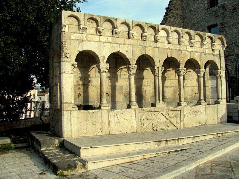Fontana Fraterna (Isernia)